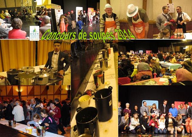 Action CLCV St Christol soupes 2014