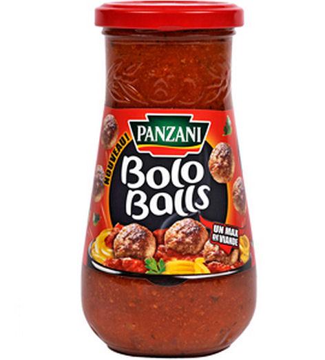 Bocal de BoloBalls Panzani