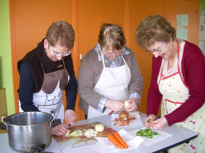 CLCV Montivilliers Cuisine