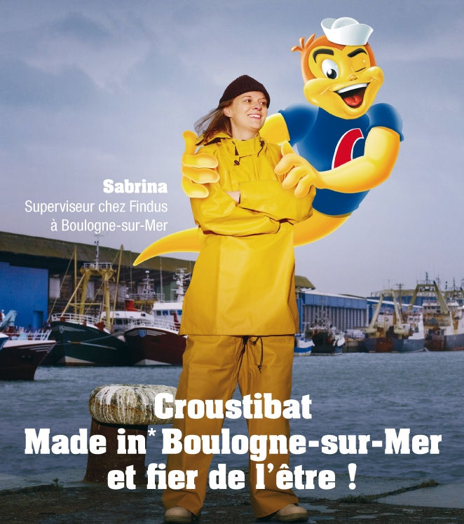 Findus in Boulogne
