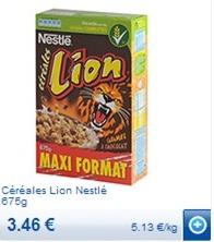 Lion 675 g