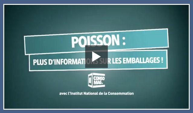 Video CLCV Consommag Poisson