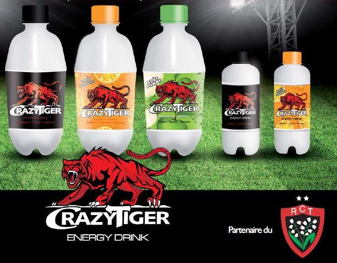 crazy tiger RCT