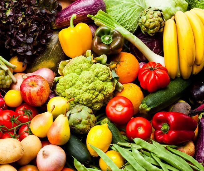 fruits et legumes vrac