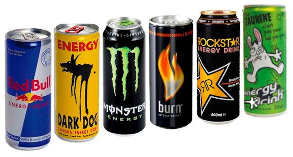 les boissons energisantes