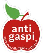 logo du pacte national contre le gaspillage alimentaire