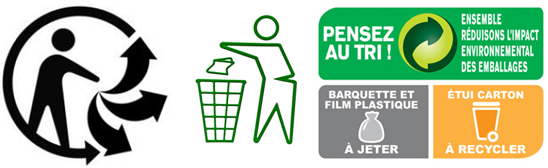 logos du tri