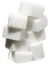 morceaux de sucre