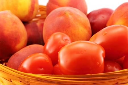 pêche tomate