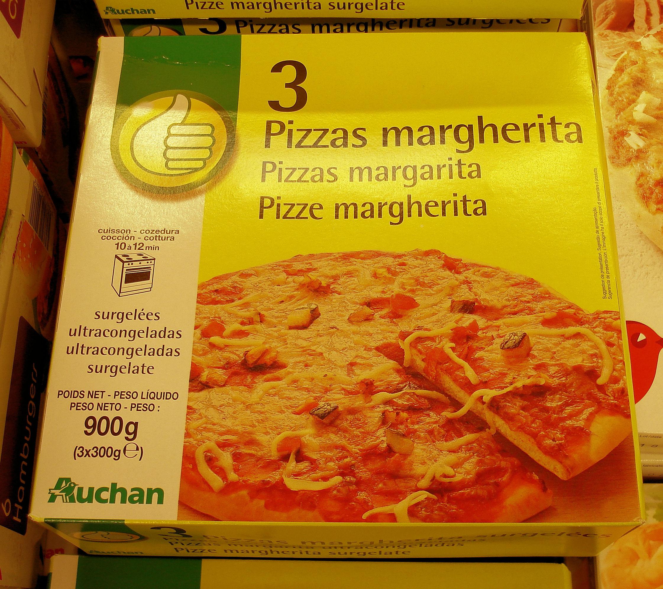 pizza pouce