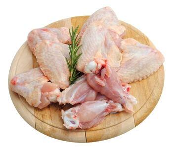 planche a decouper poulet cru