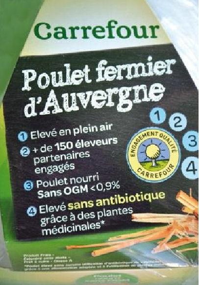 poulet eleve sans antibiotique