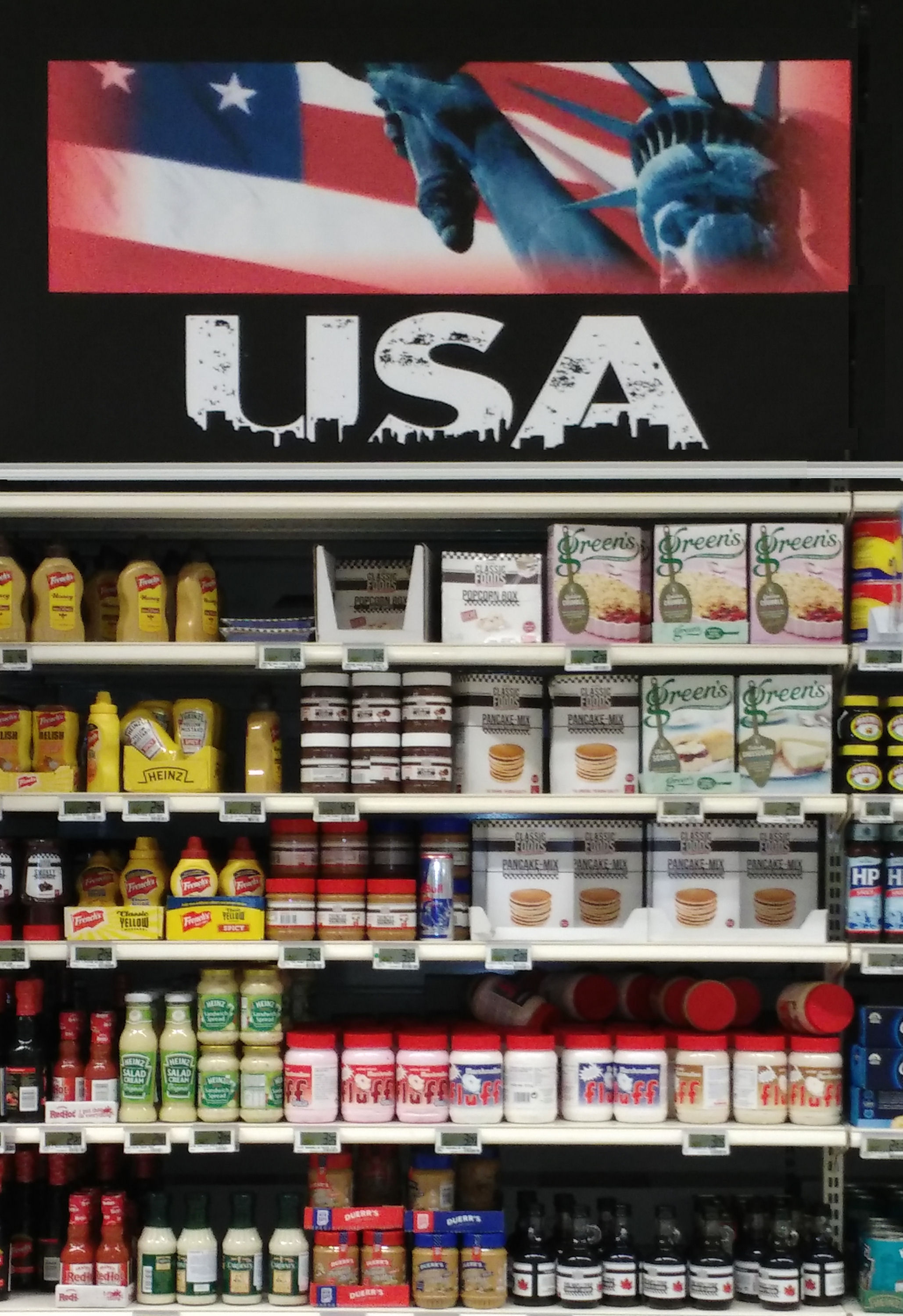 produits made in USA