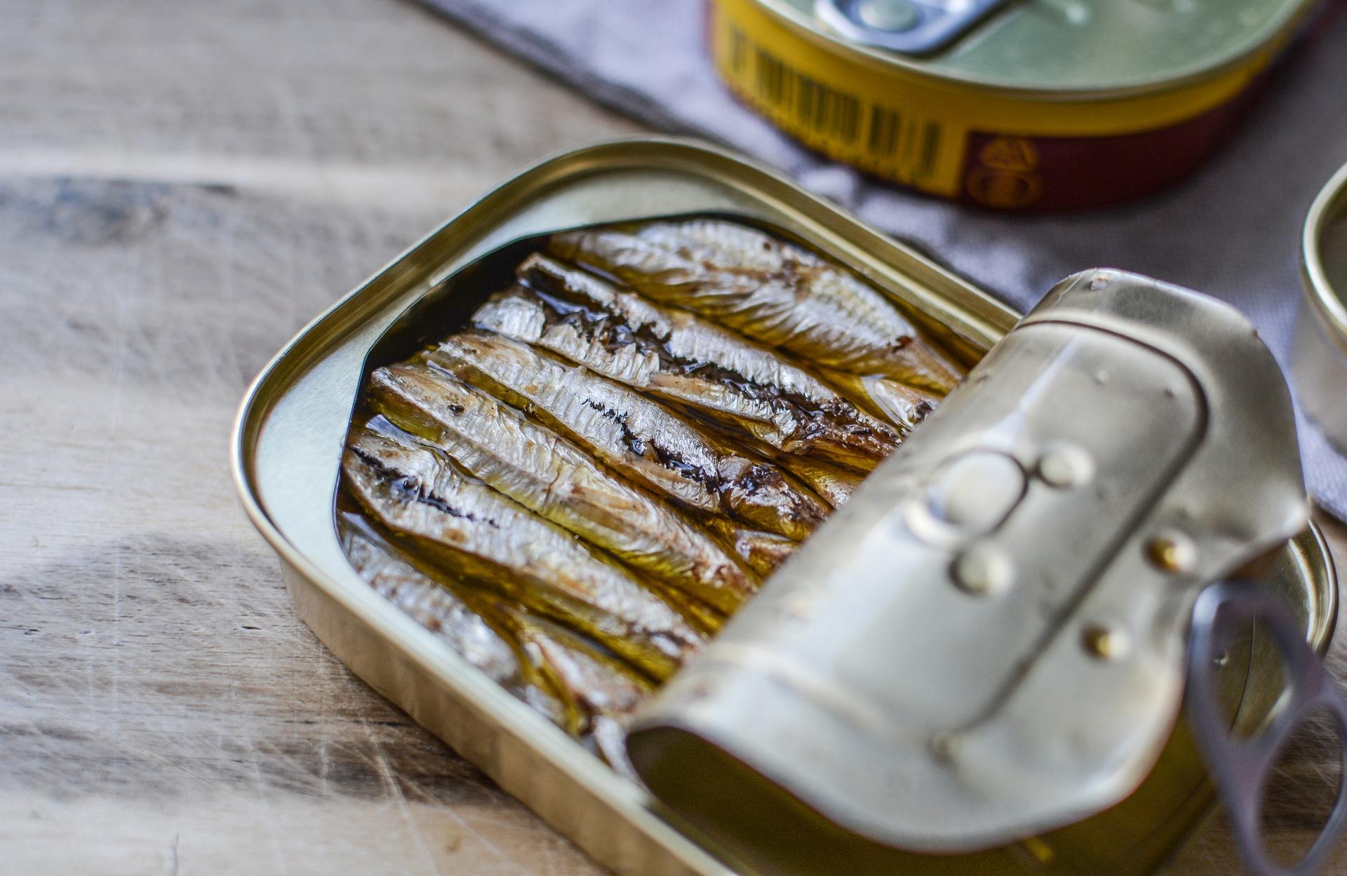 sardine boite conserve clcv