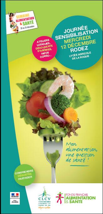 semaine alimentation santé CLCV 12