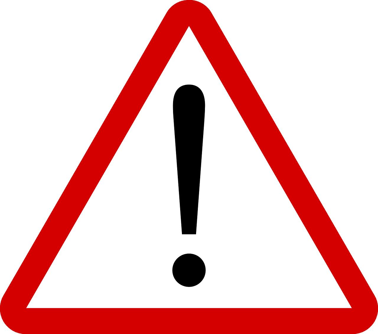 warning-146916 1280