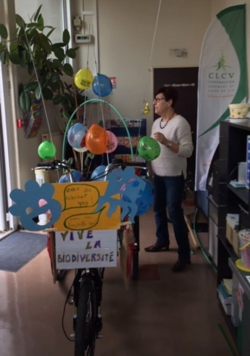 Marly - Le tricycle citoyen